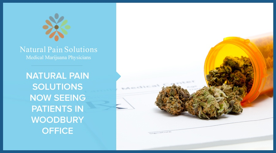 NATURAL PAIN SOLUTIONS - NOW SEEING PATIENTS IN WOODBURY OFFICE